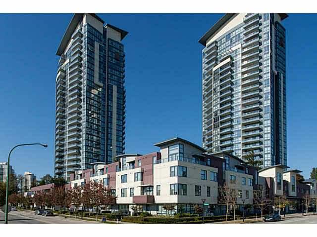 Main Photo: 805 5611 GORING STREET in : Central BN Condo for sale : MLS®# V1134498