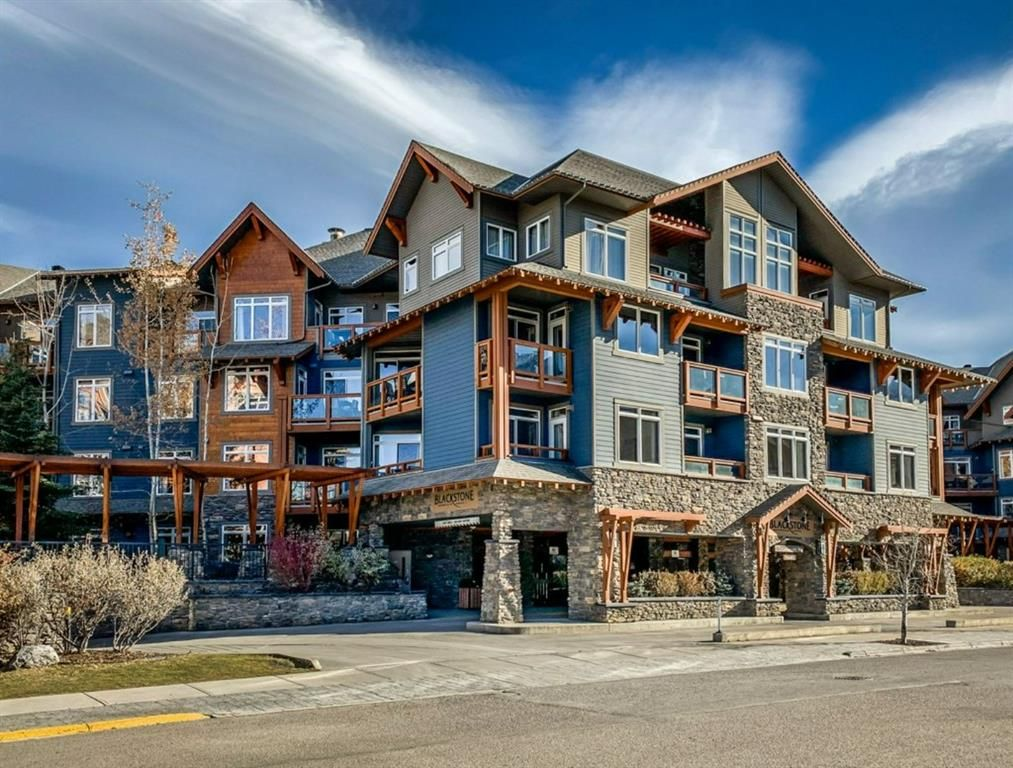 Main Photo: 310A/B 170 Kananaskis Way: Canmore Apartment for sale : MLS®# A1110897