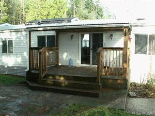 Photo 16: B35 920 Whittaker Rd in MALAHAT: ML Mill Bay Manufactured Home for sale (Malahat & Area)  : MLS®# 752139