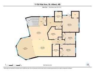 Photo 37: 11 ST VITAL Avenue: St. Albert House Half Duplex for sale : MLS®# E4233836