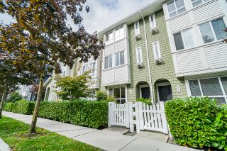 """Main Photo: 49 2418 AVON Place in Port Coquitlam: Riverwood Townhouse for sale in """"LINKS"""" : MLS®# R2502288"""
