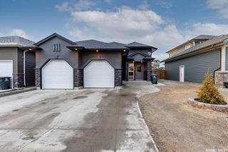 Photo 1: 722 Atton Crescent in Saskatoon: Evergreen Residential for sale : MLS®# SK846928