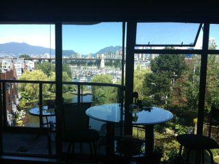 Photo 10: # 424 1515 W 2ND AV in Vancouver: False Creek Condo for sale (Vancouver West)  : MLS®# V1075149