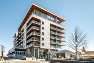 Main Photo: 712 8445 Broadcast Avenue SW in Calgary: West Springs Apartment for sale : MLS®# A1095023