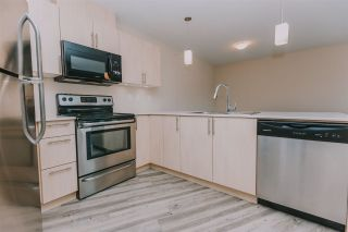 """Photo 2: 424 2565 CAMPBELL Avenue in Abbotsford: Central Abbotsford Condo for sale in """"ABACUS UPTOWN"""" : MLS®# R2381899"""