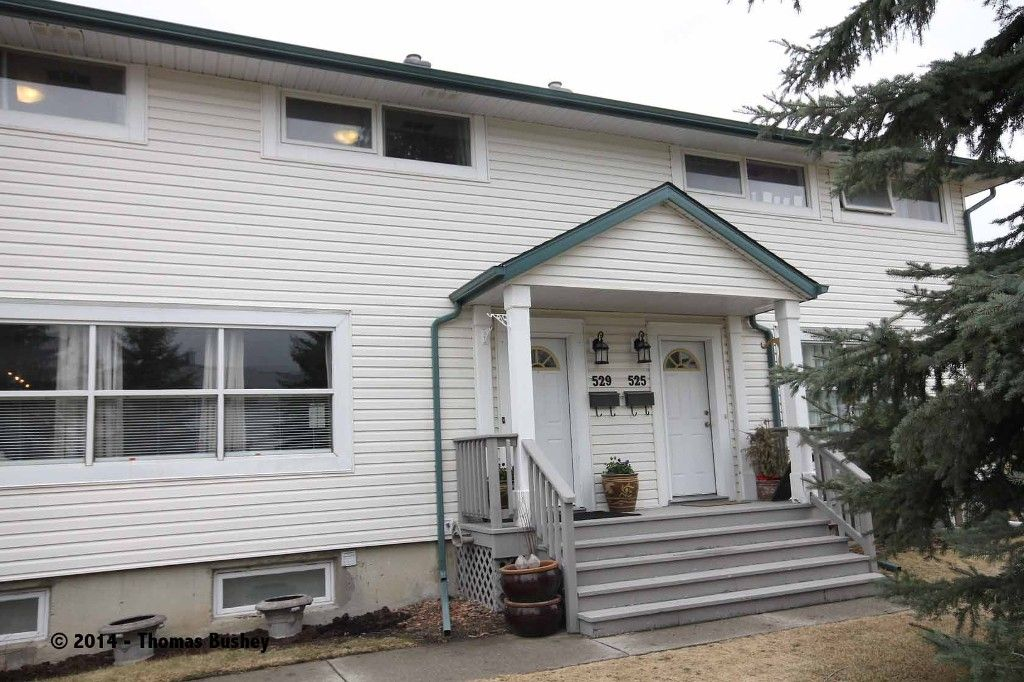Main Photo: 529 32 AVE NE in CALGARY: Winston Heights_Mountview House for sale (Calgary)  : MLS®# C3611929