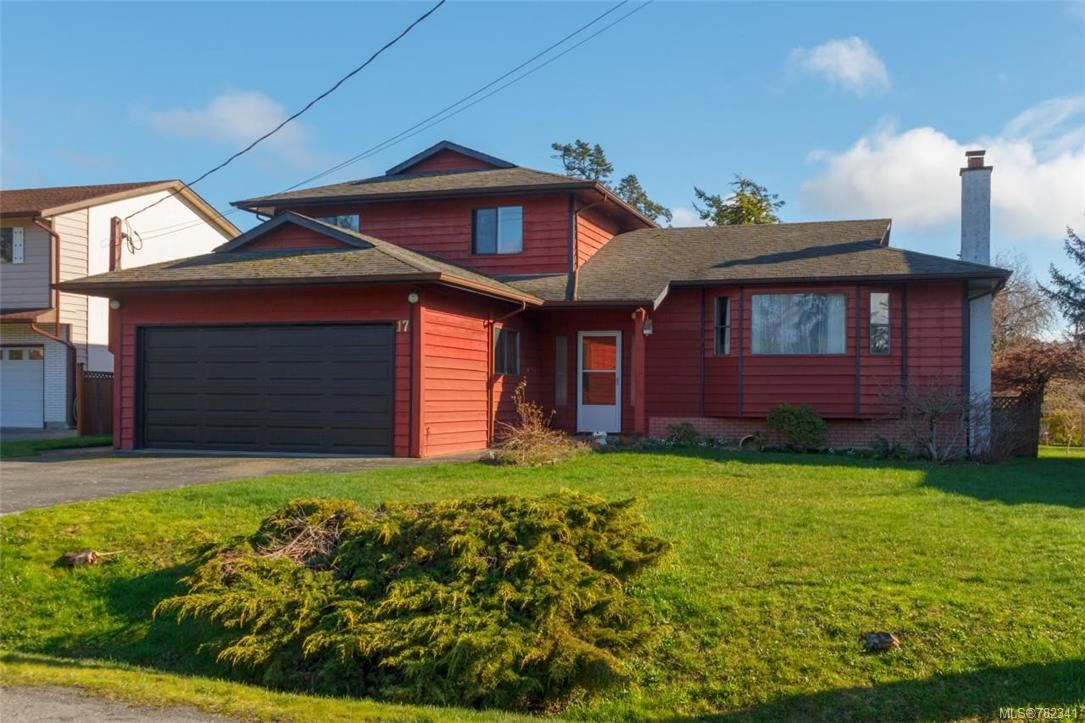 Main Photo: 17 Tovey Cres in : VR View Royal House for sale (View Royal)  : MLS®# 782341