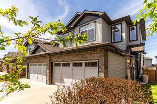 Photo 1: 78 AUSTIN Court: Spruce Grove House Half Duplex for sale : MLS®# E4247987
