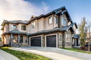 Photo 1: 20 10550 ELLERSLIE Road in Edmonton: Zone 55 House for sale : MLS®# E4219870