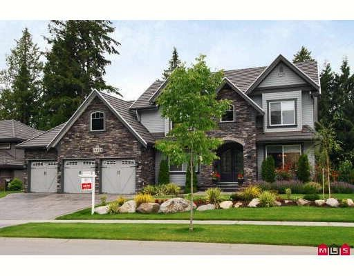 """Main Photo: 14425 32B Avenue in Surrey: Elgin Chantrell House for sale in """"ELGIN"""" (South Surrey White Rock)  : MLS®# F2914355"""