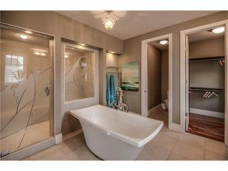 Photo 12: 87 WENTWORTH Terrace SW in Calgary: West Springs House for sale : MLS®# C4109361