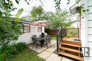 Photo 17: 196 Mighton Avenue in Winnipeg: Elmwood Residential for sale (3A)  : MLS®# 1823934