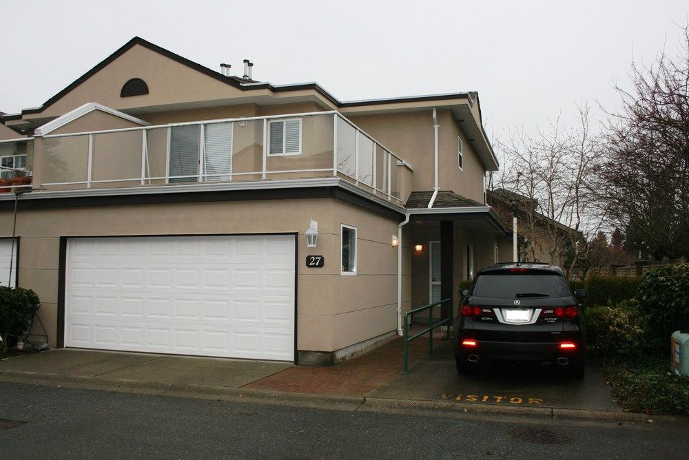 Main Photo: 27 15875 84th Avenue in Surrey BC: Home for sale : MLS®# f1326615
