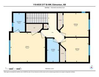 Photo 3: 110 9535 217 Street in Edmonton: Zone 58 Townhouse for sale : MLS®# E4257363