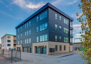 Main Photo: 402 145 LEBEL Crescent NW in Calgary: University District Apartment for sale : MLS®# A1156486