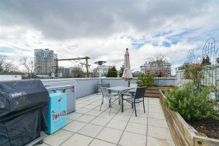"""Photo 16: 2337 BRUNSWICK Street in Vancouver: Mount Pleasant VE Townhouse for sale in """"9 ON THE PARK"""" (Vancouver East)  : MLS®# R2448860"""