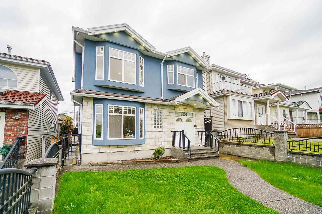 Main Photo: 3354 MONMOUTH Avenue in Vancouver: Collingwood VE House for sale (Vancouver East)  : MLS®# R2578390