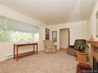 Photo 3: 3929 Braefoot Rd in VICTORIA: SE Cedar Hill House for sale (Saanich East)  : MLS®# 646556