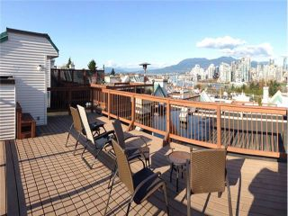 """Photo 34: 108 910 W 8TH Avenue in Vancouver: Fairview VW Condo for sale in """"Rhapsody"""" (Vancouver West)  : MLS®# V1036982"""