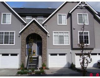 """Photo 1: 63 5965 JINKERSON Road in Sardis: Promontory Townhouse for sale in """"EAGLE VIEW RIDGE"""" : MLS®# H2805241"""