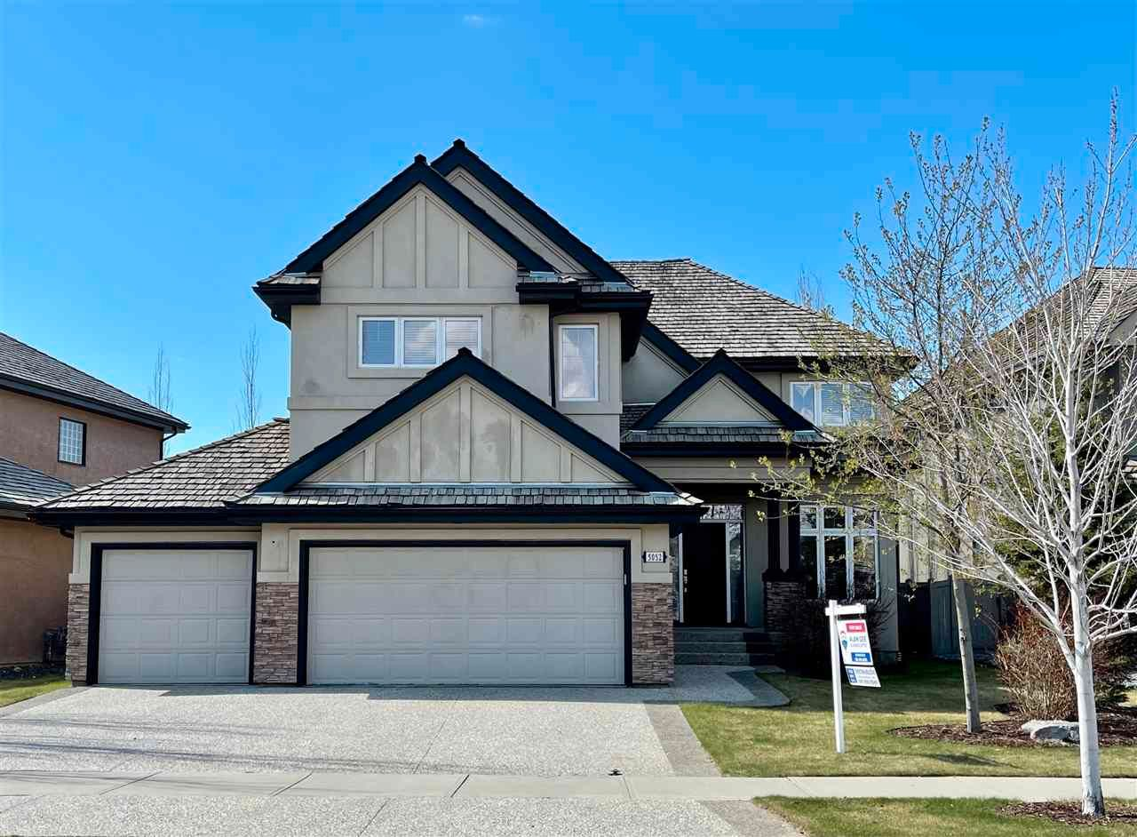 Main Photo: 5052 MCLUHAN Road in Edmonton: Zone 14 House for sale : MLS®# E4231981