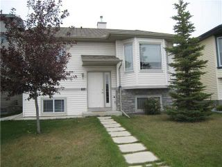 Photo 1: 197 STONEGATE Drive NW: Airdrie Residential Detached Single Family for sale : MLS®# C3492273