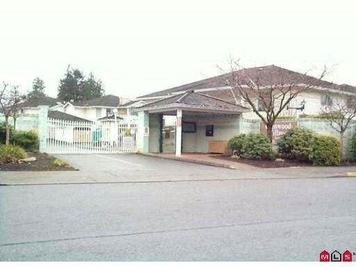 "Main Photo: 155 6875 121ST Street in Surrey: West Newton Townhouse for sale in ""GLENWOOD VILLAGE"" : MLS®# F1013446"