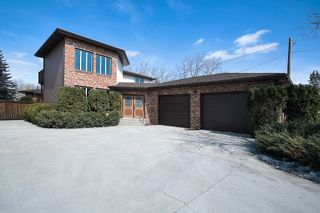 Photo 1: 1145 Des Trappistes Street in Winnipeg: St Norbert Single Family Detached for sale (1Q)  : MLS®# 1808165