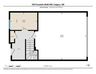 Photo 23: 539 Panatella Walk NW in Calgary: Panorama Hills Row/Townhouse for sale : MLS®# A1125854