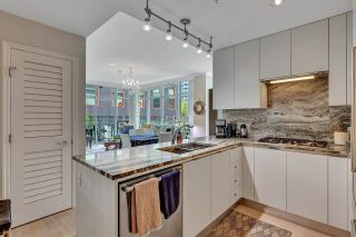 """Photo 28: 311 175 VICTORY SHIP Way in North Vancouver: Lower Lonsdale Condo for sale in """"CASCADE AT THE PIER"""" : MLS®# R2575296"""