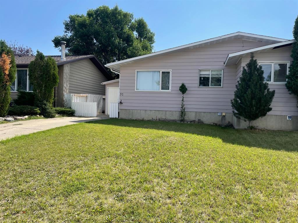 Main Photo: For Sale: 27 Lafayette Boulevard W, Lethbridge, T1K 3Y4 - A1141070