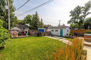 Photo 40: 336 Bartlet Avenue in Winnipeg: Riverview Residential for sale (1A)  : MLS®# 202119177
