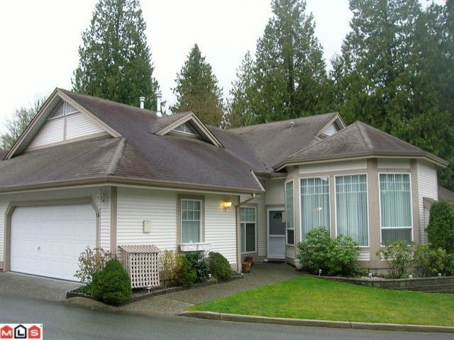 """Main Photo: 16 9025 216TH Street in Langley: Walnut Grove Townhouse for sale in """"COVENTRY WOODS"""" : MLS®# F1006312"""
