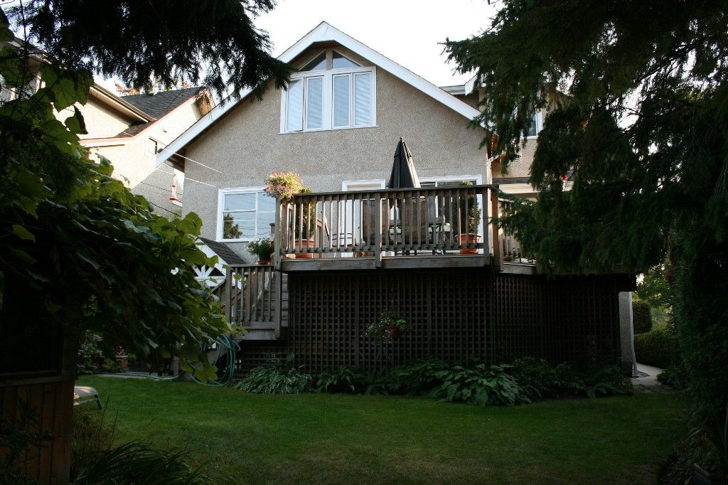 Photo 29: Photos: 4073 W 19TH Avenue in Vancouver: Dunbar House for sale (Vancouver West)  : MLS®# V995201