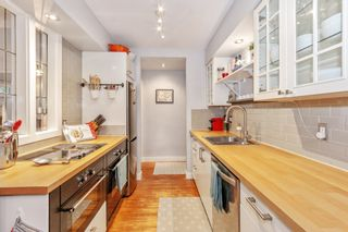 """Photo 1: 1 1450 CHESTERFIELD Avenue in North Vancouver: Central Lonsdale Condo for sale in """"MountainView Apartments"""" : MLS®# R2614797"""