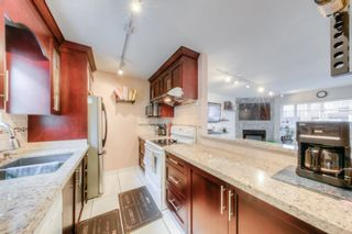 """Photo 6: 212 3978 ALBERT Street in Burnaby: Vancouver Heights Townhouse for sale in """"HERITAGE GREEN"""" (Burnaby North)  : MLS®# R2237019"""