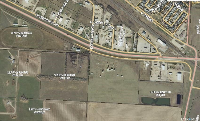 Main Photo: South Highway 14 in Unity: Commercial for sale : MLS®# SK857292