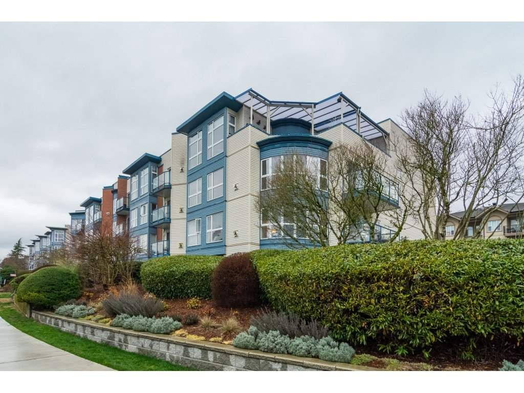 """Main Photo: 206 20277 53 Avenue in Langley: Langley City Condo for sale in """"Metro 11"""" : MLS®# R2246436"""