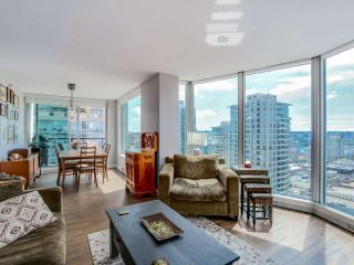 Photo 2: 2302 889 Homer Street in Vancouver: Downtown VW Condo for sale (Vancouver West)  : MLS®# 2077487