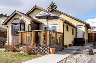 Main Photo: 2522 15 Avenue SE in Calgary: Albert Park/Radisson Heights Detached for sale : MLS®# A1091490