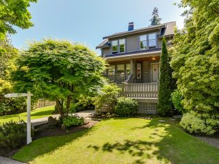 Photo 1: 2222 W 34TH AV in Vancouver: Quilchena House for sale (Vancouver West)  : MLS®# V1125943