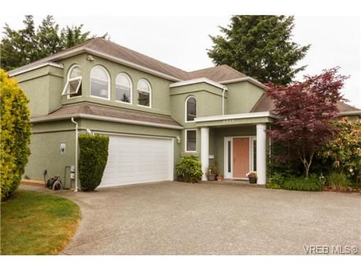 Main Photo: 6710 Tamany Dr in VICTORIA: CS Tanner House for sale (Central Saanich)  : MLS®# 704095