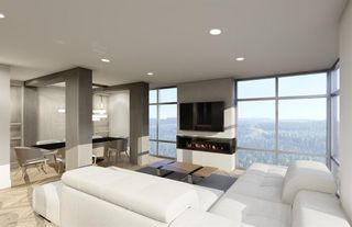 Photo 3: 708 5651 Nose Hill Drive NW in Calgary: Scenic Acres Apartment for sale : MLS®# A1125520