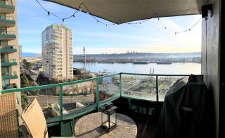 Photo 1: 705 420 CARNARVON STREET in New Westminster: Downtown NW Condo for sale : MLS®# R2527559