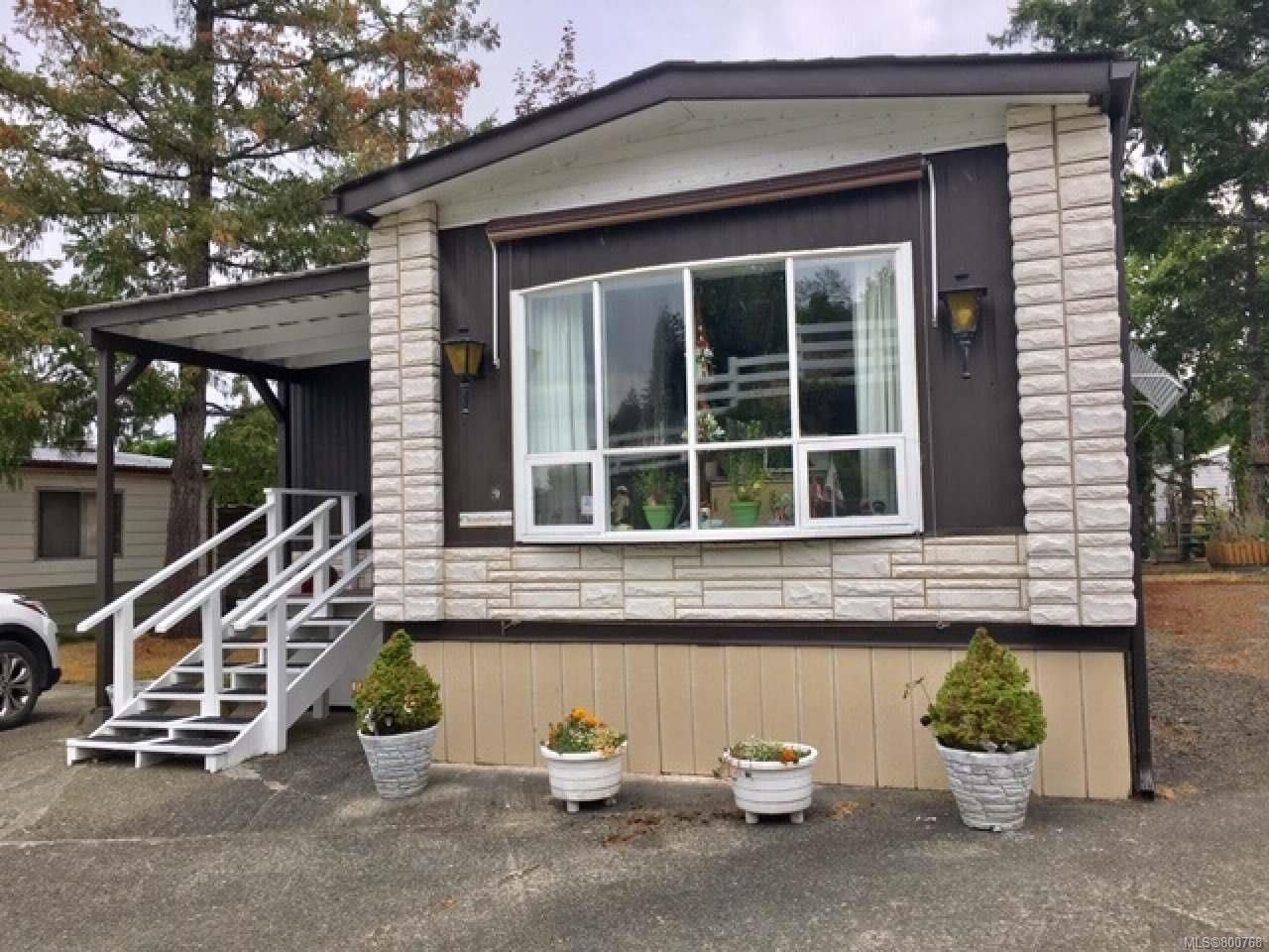 Main Photo: 57 951 Homewood Rd in CAMPBELL RIVER: CR Campbell River Central Manufactured Home for sale (Campbell River)  : MLS®# 800768