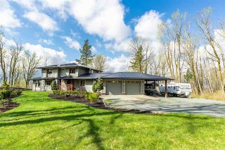 Photo 39: 43207 SALMONBERRY Drive in Chilliwack: Chilliwack Mountain House for sale : MLS®# R2529009