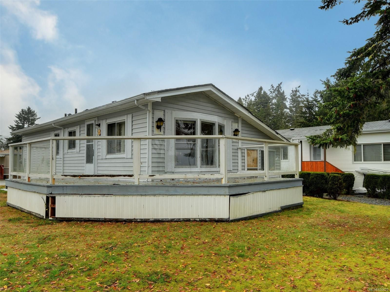 Photo 22: Photos: 25 7871 West Coast Rd in : Sk Kemp Lake Manufactured Home for sale (Sooke)  : MLS®# 856820