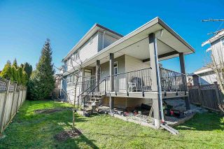 """Photo 33: 19686 71B Avenue in Langley: Willoughby Heights House for sale in """"Routley"""" : MLS®# R2446476"""