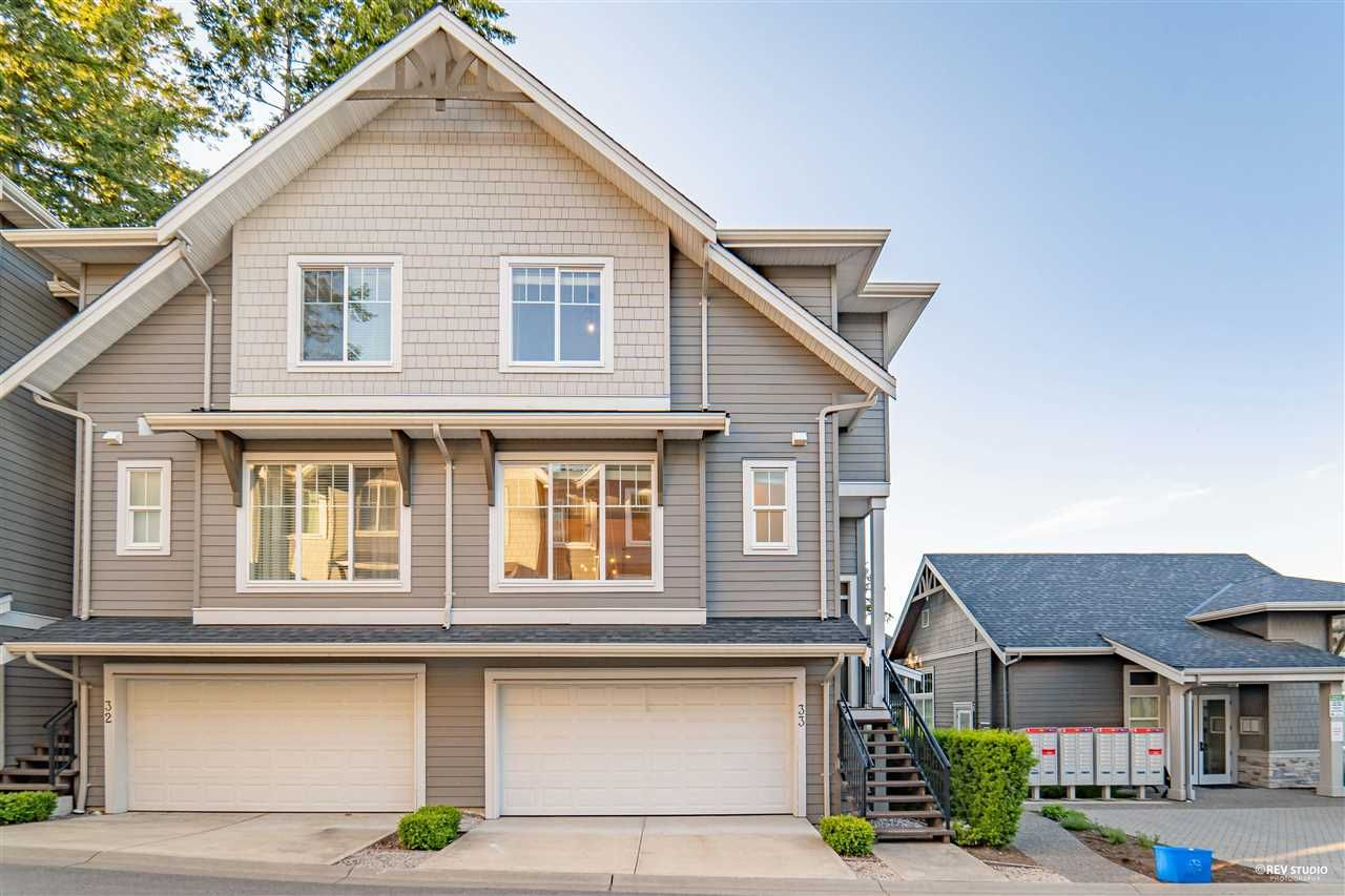 """Main Photo: 33 2855 158 Street in Surrey: Grandview Surrey Townhouse for sale in """"OLIVER"""" (South Surrey White Rock)  : MLS®# R2591769"""