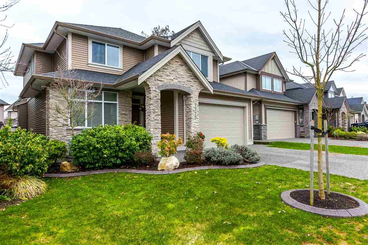 """Main Photo: 7772 211 Street in Langley: Willoughby Heights House for sale in """"Yorkson South"""" : MLS®# R2148608"""